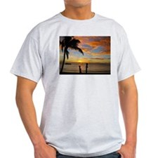 Fiji sunset T-Shirt