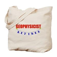 Retired Geophysicist Tote Bag