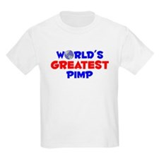 World's Greatest Pimp (A) T-Shirt