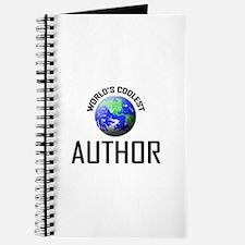 World's Coolest AUTHOR Journal