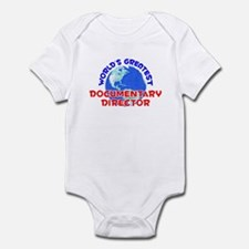 World's Greatest Docum.. (E) Infant Bodysuit