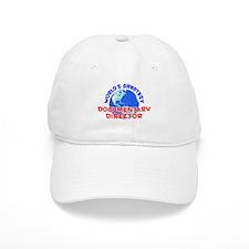 World's Greatest Docum.. (E) Baseball Cap