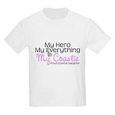 My Everthing Coastie Daughter T-Shirt