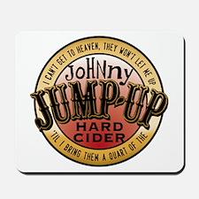 Jump-Up Mousepad