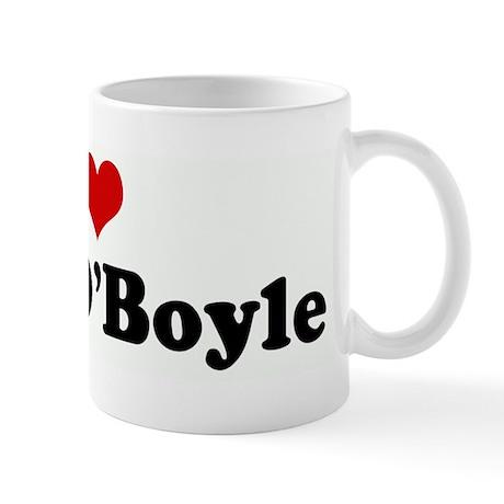 I Love John O'Boyle Mug