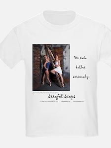 Stiefel Steps T-Shirt