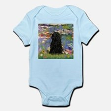 Water Lilies Infant Bodysuit