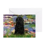 Water Lilies Greeting Cards (Pk of 20)