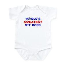 World's Greatest Pit B.. (A) Infant Bodysuit
