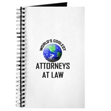 World's Coolest ATTORNEYS AT LAW Journal