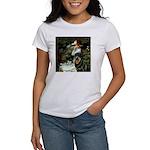 Ophelia/Rottweiler Women's T-Shirt