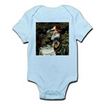 Ophelia/Rottweiler Infant Bodysuit