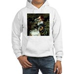 Ophelia/Rottweiler Hooded Sweatshirt