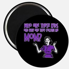 "Who Are These Kids 2.25"" Magnet (10 pack)"