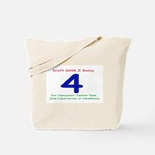 Draft Buday for Vancouver Cen Tote Bag