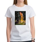 MidEve / Rottweiler Women's T-Shirt