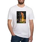MidEve / Rottweiler Fitted T-Shirt