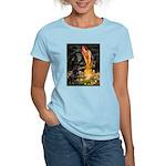 MidEve / Rottweiler Women's Light T-Shirt