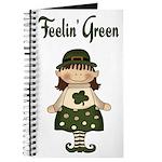 Feeling Green Journal