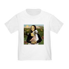 Mona Lisa (new) & Saluki T