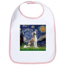 Starry Night / Saluki Bib