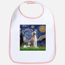 Starry Night / Saluki Bib