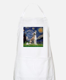 Starry Night / Saluki Apron