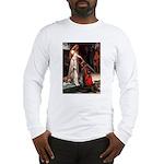 Accolade / Saluki Long Sleeve T-Shirt