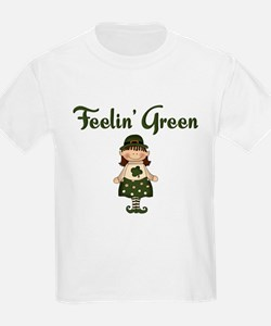 Feeling Green T-Shirt