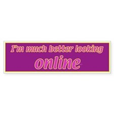 Avatar Bumper Bumper Sticker