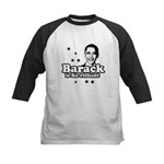 Barack is Barilliant Kids Baseball Jersey
