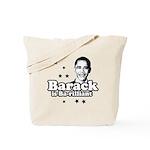 Barack is Barilliant Tote Bag