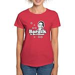 Barack is Barilliant Women's Dark T-Shirt