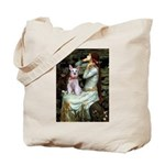 Ophelia's Schnauzer Tote Bag