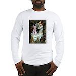 Ophelia's Schnauzer Long Sleeve T-Shirt