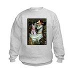 Ophelia's Schnauzer Kids Sweatshirt