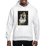 Ophelia's Schnauzer Hooded Sweatshirt