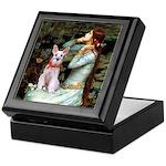 Ophelia's Schnauzer Keepsake Box