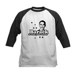 Barack us with your caucus Kids Baseball Jersey