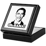 Oh-BAMA Keepsake Box