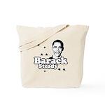 Barack Steady Tote Bag