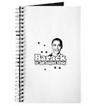 Barack it all night long Journal