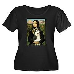 Mona Lisa & Siberian Husky T