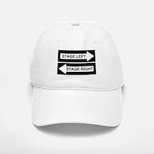 Stage Left Baseball Baseball Cap
