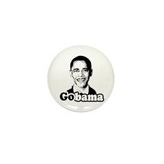 Gobama Mini Button (100 pack)