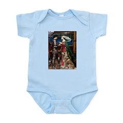Tristan & Isolde Husky Infant Bodysuit