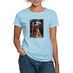 Tristan & Isolde Husky Women's Light T-Shirt