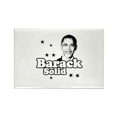 Barack Solid Rectangle Magnet (100 pack)