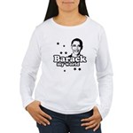 Barack my world Women's Long Sleeve T-Shirt