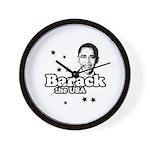 Barack the USA Wall Clock